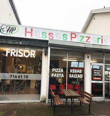 hasses pizzeria ektorp öppettider